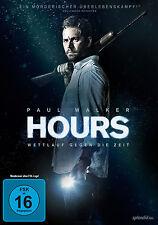 Hours - Wettlauf gegen die Zeit Paul Walker blu-ray