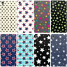 DYEFOR STAR PRINT COLLECTION PHONE CASE COVER FOR SONY XPERIA
