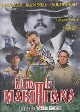 DVD - La Cruz De Marihuana NEW Ramiro Sierra FAST SHIPPING!