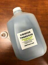 (1,000g) TONER REFILL for use in Brother TN-660 TN-630 TN660 TN630 BULK