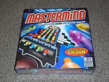 MASTERMIND : CLASSIC CODE CRACKING GAME - By PARKER - NEW & SEALED (FREE UK P&P)