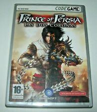 Prince of Persia Las dos Coronas PC (Edición española buen estado)