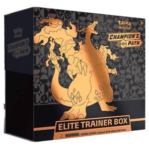 Pokemon TCG - Champion's Path - Elite Trainer Box - In stock