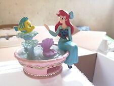 Disney Japan Ariel Figure Calendar Little Mermaid princess ornament figurine new