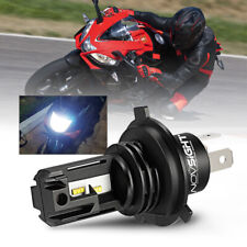 NOVSIGHT Motorcycle 28W H4 ZES LED Chips Headlight Bulb Hi/Low Beam 6000K White