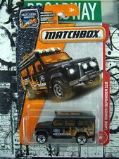 '17 Matchbox Land Rover Defender 110 New In Box