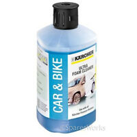 KARCHER 1L Ultra Snow Foam Bottle 3in1 Cleaner Pressure Washer Car Detergent