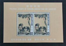 nystamps Korea Stamp # 720a Mint H $35