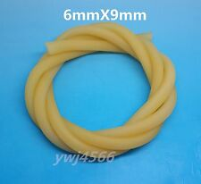 5M Rubber Latex Tubing ID 6mm OD 9mm