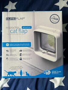 SureFlap  Microchip Cat Flap. New Never Used.