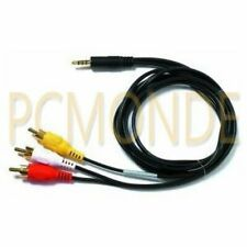 Archos Stereo Audio/Video Cable for 404 504 604 Series Media Players (500874) (p