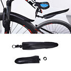 New Front+Rear Bicycle Mudguard Fenders Set Cycling Bike Mud Guards Wings Fender