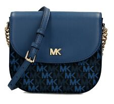 Michael Kors Shoulder Bag Mott Dome Crossbody Admiral New 32s9gf5c0b