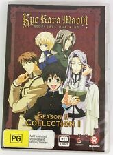 Kyo Kara Maoh! - God (?) Save Our King! : Season 2 : Collection 1 (DVD, 2009, 3…