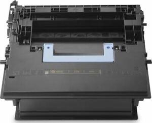 10 Virgin Genuine Empty HP 37Y Laser Toner Cartridges FREE SHIPPING CF237Y