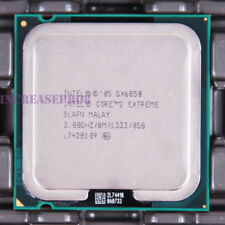 Intel Core 2 Extreme QX6850 SLAFN CPU Processor 1333 MHz 3 GHz LGA 775/Socket T