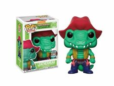 "EXCLUSIVE TEENAGE MUTANT NINJA TURTLES LEATHERHEAD 3.75"" POP VINYL FIGURE"
