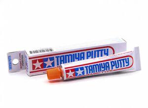 Tamiya Putty 32g Gray | White | Epoxy | Polyester | Compound Polish Japan