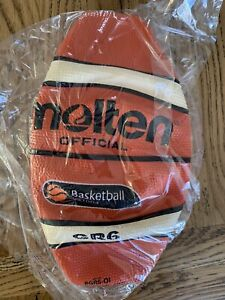 Molten Basketball Size 6 Rubber - Brand New in plastic bag