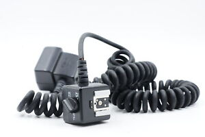 Nikon SC-29 TTL Coiled Remote Cord Off Camera Flash Cable SC29 #046