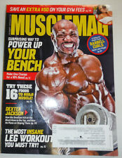 Musclemag Magazine Dexter Jackson & Peter Ciccone March 2012 121114R2