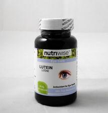 Nutriwise Lutein high potency 30mg x 6 BOTTLES 爱眼 明視寶 葉黃素 高单位 120颗粒 X6瓶