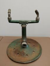 "Vintage Metal Sunbeam Rain King Model H3 Lawn Garden Sprinkler About 11"" High"