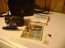 vintage Bell & Howell 306 Auto Load Super 8  movie camera