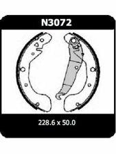Protex Brake Shoes (N3072)