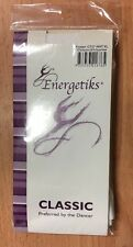 Energetiks Classic Dance Tights Footed White Size XL