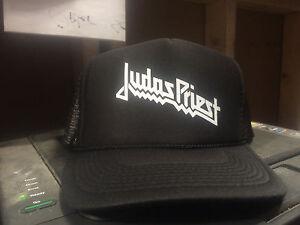 Judas Priest hat heavy metal black sabbath dio motorhead iron maiden dri slayer