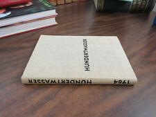 Hundertwasser 1964 Kestner-Gesellschaft Hanover Katalog 5 1963/64 German Text