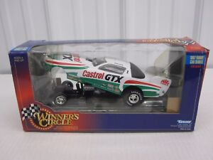 John Force 1:24 Winners Circle Castrol GTX NHRA 1997 Funny Car Series diecast