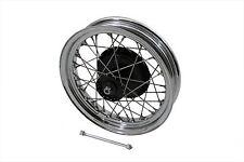 18  Front Wheel Assembly For Harley-Davidson