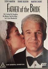 Father Of The Bride (DVD, 2002)  Steve Martin  Diane Keaton   BRAND NEW
