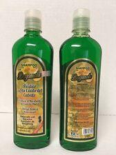 2 Shampoo de Bergamota, Bergamot Shampoo package of 2, {2 botellas de Bergamota}