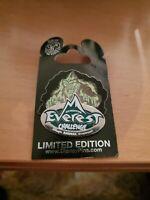 "Walt Disney World ""Expedition Everest Challenge"" Limited Edition Pin"