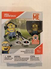 Despicable Me MEGA CONSTRUX 16 PCS Minion Puppy Minions Lego Rare HTF Toy Kids