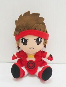 """Sengoku Basara Sanada Yukimura Tokyo Game Show 2012 Capcom Plush 10"""" Doll Japan"""