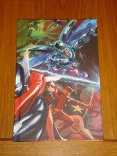 PROJECT SUPERPOWERS DYNAMITE COMICS ALEX ROSS HARDBACK < 9781616556044