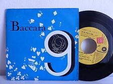 Baccara N° 8 ANDRE BERTIN YVES FRANCOIS JEAN CLAUDE CALAIS JACQUELINE DANNO