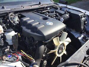 Nissan Navara Engine D40, Diesel, 2.5 , Turbo , VIN VSK 06/2014