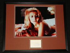 Catherine Deneuve Signed Framed 16x20 Photo Poster Display Belle Du Jour