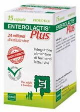 ENTEROLACTIS PLUS 15 o 30 CAPSULE