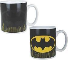 Ceramic Mug - Heat Changing Batman design Cup 400ml Tea/Coffee DC Comics