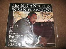 Les McCann Ltd in San Fransisco vinyl LP