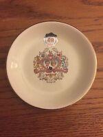 Royal Wedding, Princess Diana and Charles, Commemorative Plate, Prince William