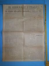 1/7/1919 IL GIORNALE D'ITALIA - Nei reticolati della politica jugoslavofila 301
