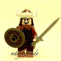 LEGO Collectable Mini Figure Series 12 Hun Warrior - 71007-2 COL180 R990