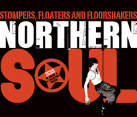 Various Artists : Stompers, Floaters and Floorshakers: Northern Soul CD Album